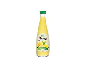 glass juice bottle