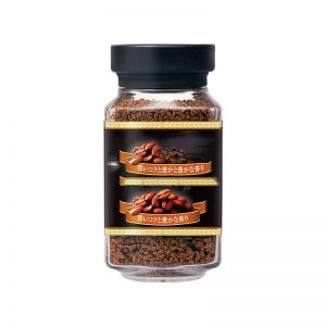 Custom Wide Cap Glass Coffee Jar