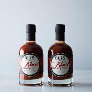 Premium Hot Sauce Glass Bottle